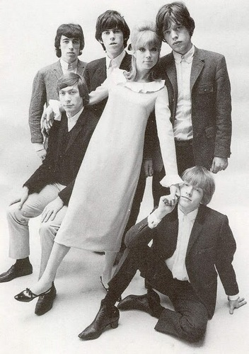 Pattie & The Rolling Stones