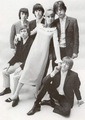 Pattie & The Rolling Stones - pattie-boyd photo