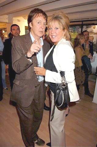 Pattie and Paul