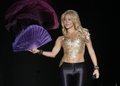 Performs During Her Concert In Cancun, Mexico 15 July 2011 - shakira photo