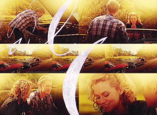 Peyton and Lucas ♥
