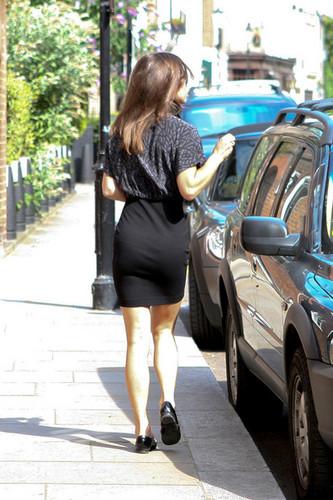 Pippa Middleton on King's Road