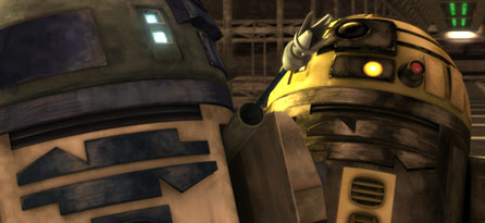 R2 and Goldie
