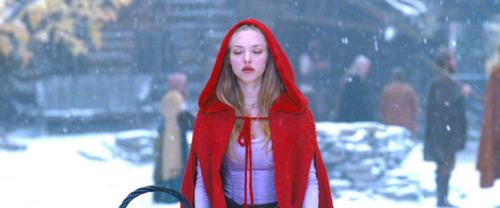 Red Riding capucha, campana