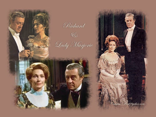 Richard and Lady Marjorie