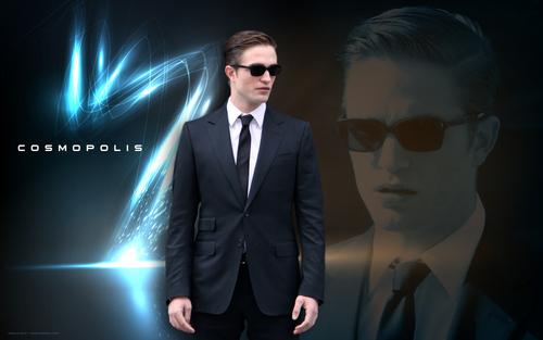 Robert Pattinson Cosmopolis karatasi la kupamba ukuta