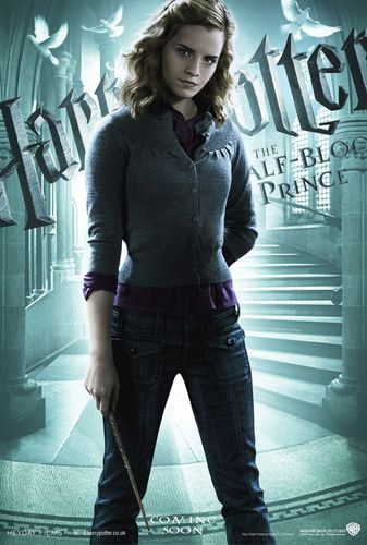 Hermione and Ron wallpaper containing long trousers titled  Hermione