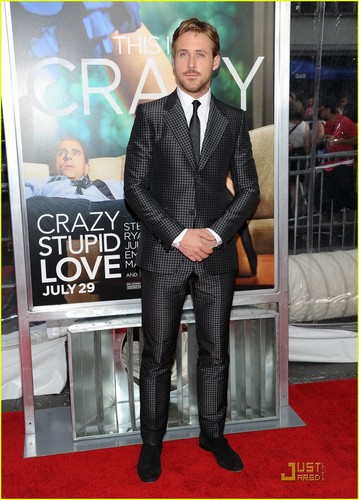 Ryan Gosling: 'Crazy, Stupid, Love' Premiere!
