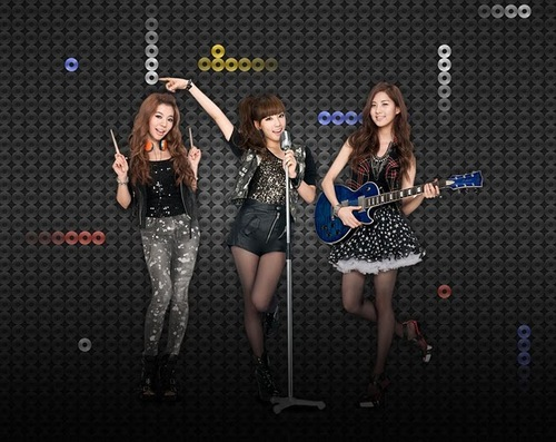 SNSD Sunny Taeyeon & Seohyun 2011 Daum Promotional Pics