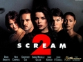 Scream (1996) and Scream 2 (1997) - scream wallpaper