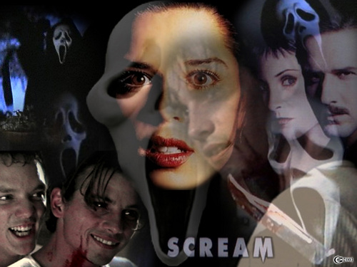 Scream images Scream (1996) and Scream 2 (1997) HD wallpaper and background photos