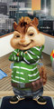 Sid The bajing tanah, chipmunk