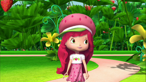 Strawberry Shortcake wallpaper entitled Strawberry Shortcake New