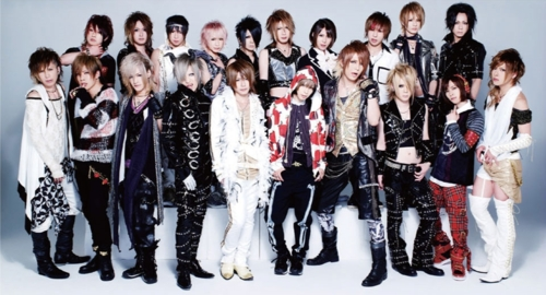 SuG, ViViD, D=OUT, BORN for ☆ KIRA KIRA ☆ SUMMER ☆ TYPHOON !! Tour 2011
