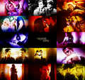 TVD - the-vampire-diaries-couples fan art