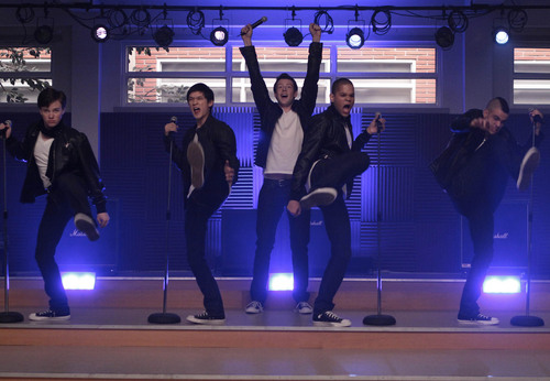 The 글리 Boys<3