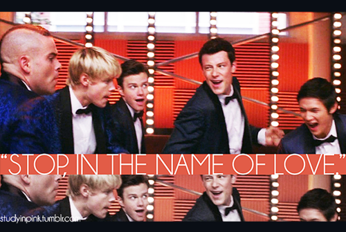 The Glee Boys<3