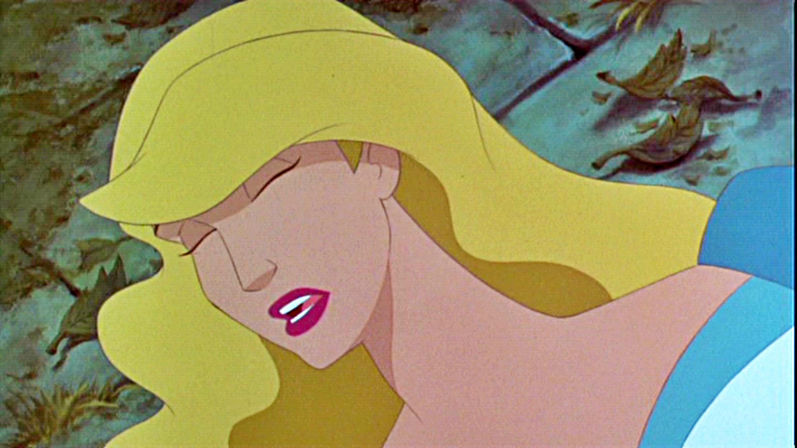 The cisne Princess - Odette