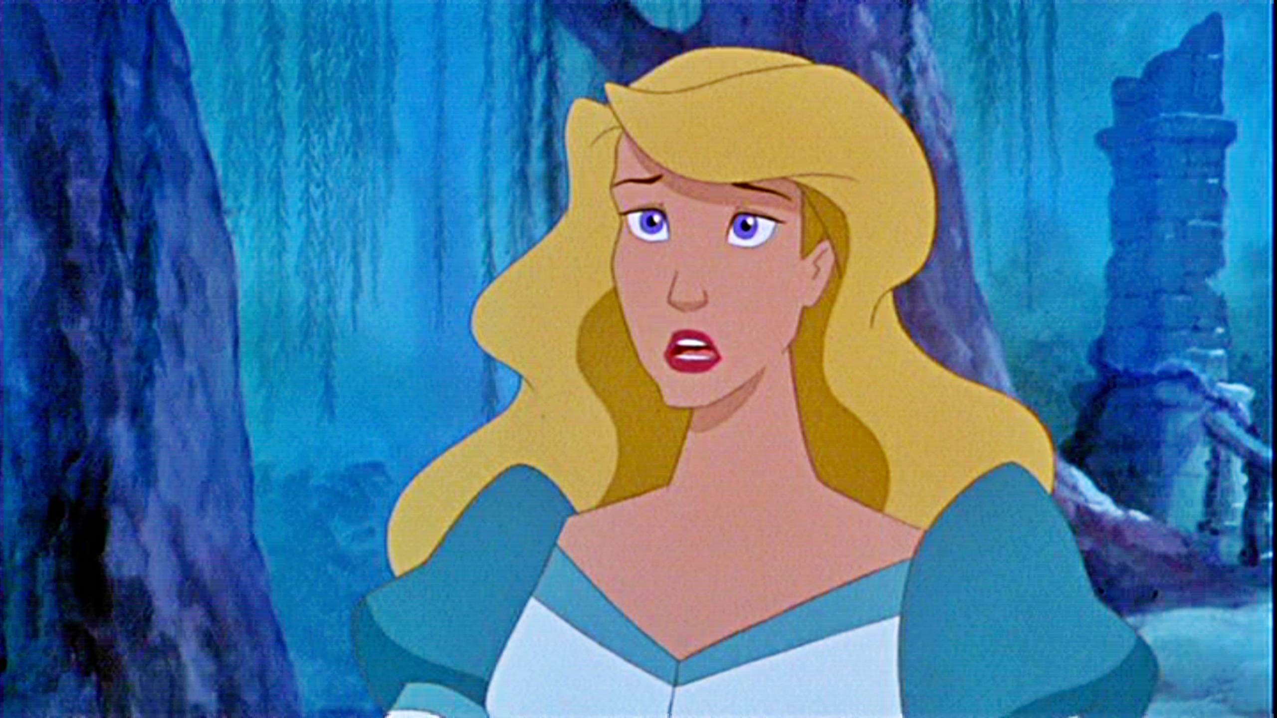 Animated Movies The Swan Princess - OdettePrincess Odette