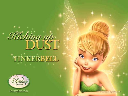 Tinkling Tinkerbell