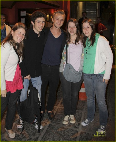 Tom Felton: Thank You, Rio!