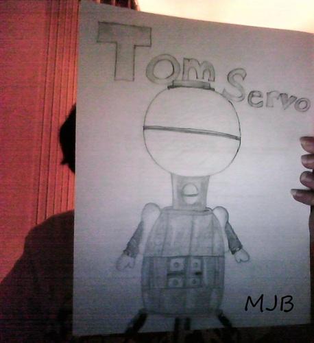 Tom Servo