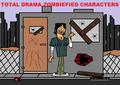 Total Drama Zombiefied:Chris
