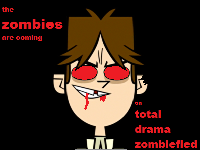 Total Drama Zombiefied