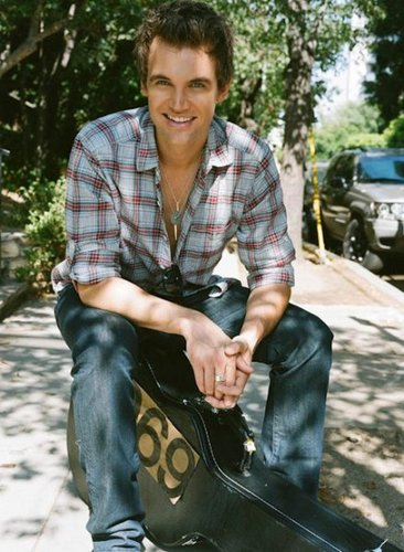 Tyler Hilton wolpeyper with a hip boot called TylerHilton