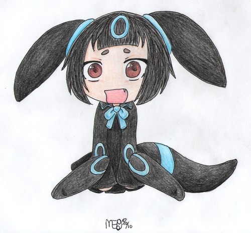 Umbreon Girl