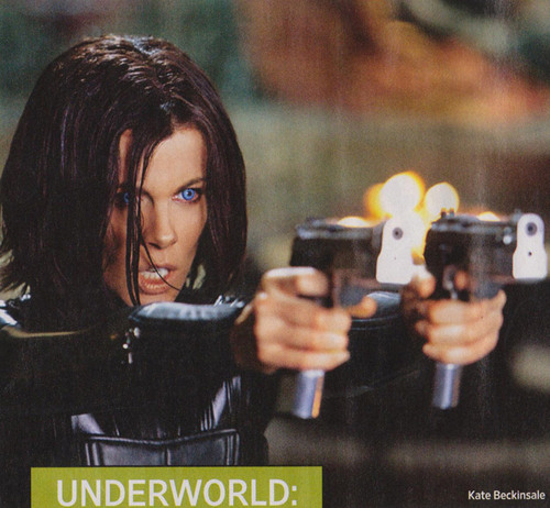 Underworld Awakening - First Official Look at Kate Beckinsale