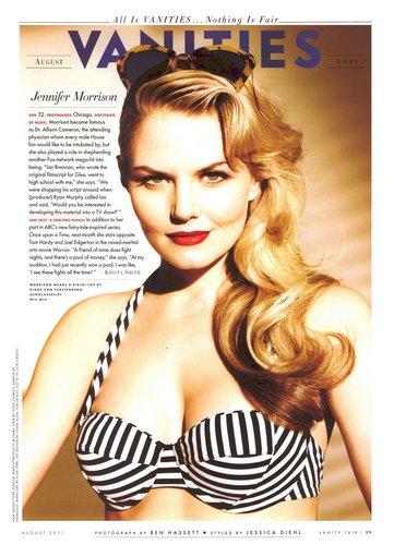 Vanity Fair [August 2011]