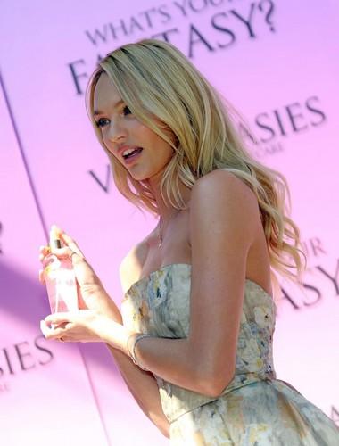 Victoria's Secret Fantasies Collection Launch