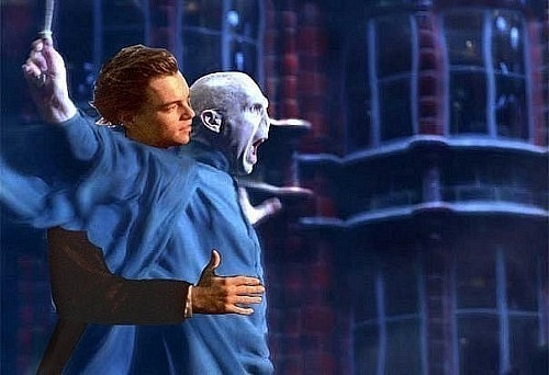 Harry Potter achtergrond entitled Voldemort - Titanic Style