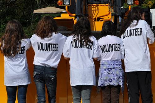 Volunteers!