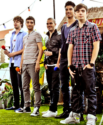 Wanted Performing At T4 Beach! (I WIll ALWAYS Support TW No Matter What) 100% Real ♥
