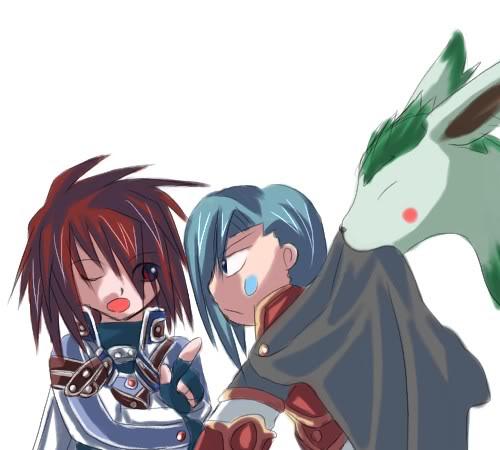Yuan and Kratos