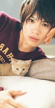 Yusuke&cat