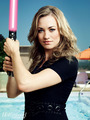 Yvonne Strahovski Photoshoot for The Hollywood Reporter's 2011 Comic Con Issue