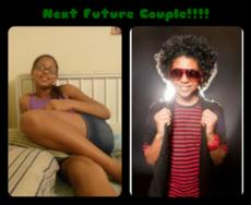 Zahria and Princeton!!Future Couple!