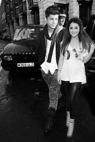 Zayn Malik & Ariana Grande! 100% Real ♥