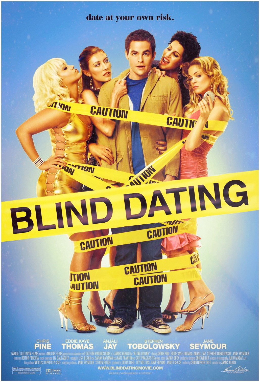 Movies bliND DatinG