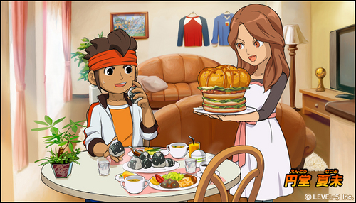 endou and natsumi