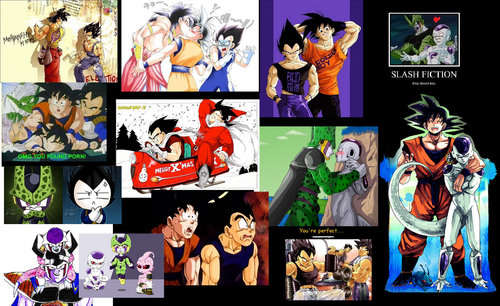 funny and cute dbz pictures
