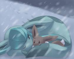 glaceon girl