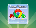गूगल chrome angry birds