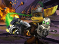 greison - ratchet-and-clank wallpaper