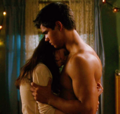 jacob and bella in new moon - jacob-and-bella photo