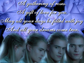 legolas poem - legolas-greenleaf wallpaper