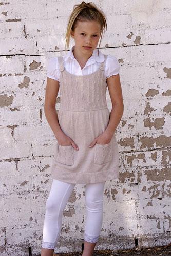 olivia as a little girl